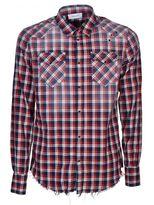 Aglini Checked Shirt