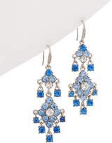 Carolee Something Blue Chandelier Earrings