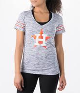 New Era Women's Houston Astros MLB Space Dye T-Shirt