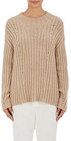 Nili Lotan Women's Hilary Sweater-TAN