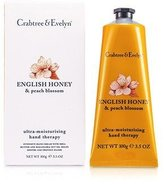 Crabtree & Evelyn English Honey & Peach Blossom Ultra-Moisturising Hand Therapy - 100g/3.5oz