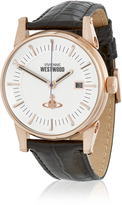 Vivienne Westwood Black Finsbury Watch