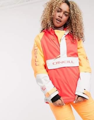 O'Neill PW Original Ski anorak in orange