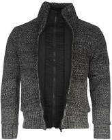 Firetrap 2 Zip Lined Knitted Jacket