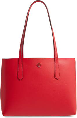 Kate Spade Small Molly Faux Leather Tote