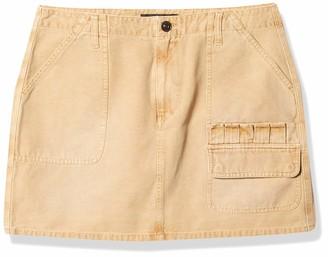 Hudson Women's Hunter Mini Skirt