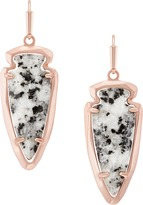 Kendra Scott Katelyn Earrings in Gray Granite