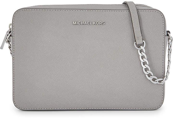 MICHAEL Michael Kors Jet Set Travel leather cross-body bag
