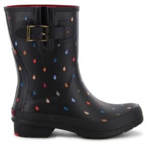 Chooka Women's Rain Dot Rain Boot Women's Shoes