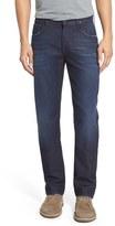 Hudson 'Byron' Slim Straight Leg Jeans (Viral)