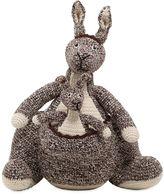 Anne Claire Hand-Crocheted Organic Cotton Kangaroo
