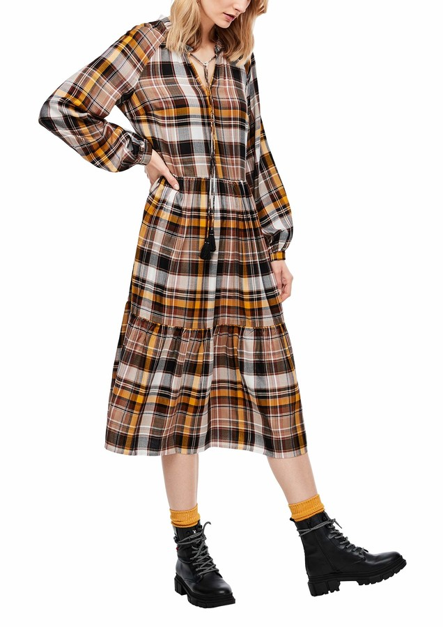 Thumbnail for your product : S'Oliver Women's 120.10.009.20.200.2058597 Dress