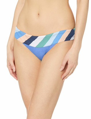 Maaji Women's Bandana Reversible Signature Cut Bikini Bottom Swimsuit