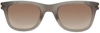 Saint Laurent Square/Rectangle Sunglasses