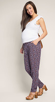 Esprit Floaty trousers with under-bump waistband