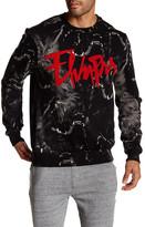 Eleven Paris ELEVENPARIS Wolf Printed Crewneck Sweater