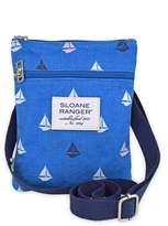 Sloane Ranger Crossbody Sailboat