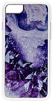 Zero Gravity Healer iPhone 6/7 Case in Purple.