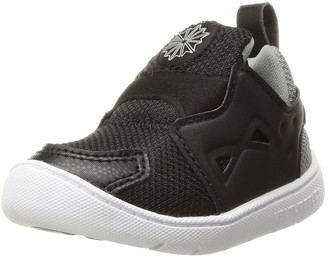 Reebok Unisex-Kid's Ventureflex Slip-ON Sneaker