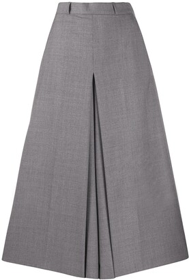 Ami Woman Divided Skirt