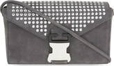 Christopher Kane Devine suede shoulder bag