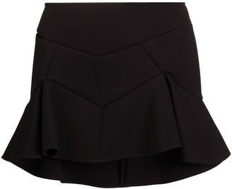 Versace Flared Mini Skirt
