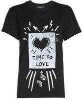 Diesel T-Sully Graphic Printed Tee