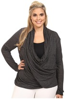 Soybu Plus Size Shelby Wrap
