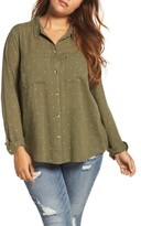 Lucky Brand Plus Size Women's Lucky You Shirt