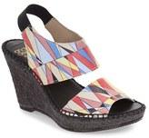 Andre Assous Women's 'Reese' Wedge Sandal