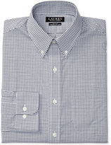 Lauren Ralph Lauren Men's Estate Slim-Fit Non-Iron Tattersall Stretch Dress Shirt