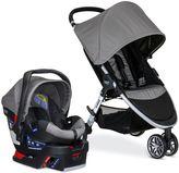 Britax B-Agile/B-Safe 35 Travel System Stroller in Grey