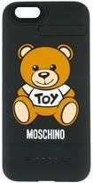 Moschino teddy bear logo iPhone 6s cover