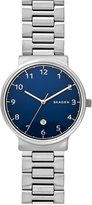 Skagen Men's Ancher Stainless Steel Bracelet Watch 40mm SKW6295