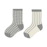 Uniqlo GIRLS Regular Socks 2 Pairs