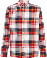 Levi's pacific checked shirt