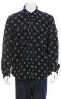 Engineered Garments Polka Dot Flannel Shirt