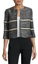Ellen Tracy Cropped Jacket