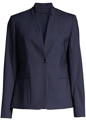 Elie Tahari Tori Seasonless Wool Jacket