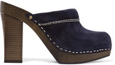 See by Chloe Angie suede clogs