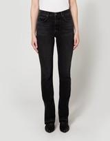 Natalia High-Rise Split Jean