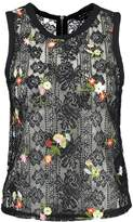 New Look EMBROIDERY Blouse black