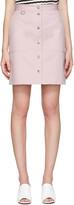 Nomia Pink Work Miniskirt