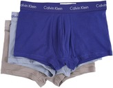 Calvin Klein Underwear Cotton Stretch Low Rise Trunk 3-Pack NU2664