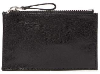 Tusk Top Zip Leather Coin Purse