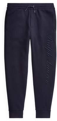 Ralph Lauren Embroidered Fleece Trouser
