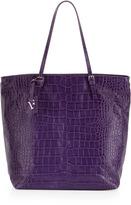 Furla Delight North-South Satchel Bag, Purple