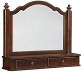 Paula Deen Mirror, Steel Magnolia Tobacco Finish Storage Mirror