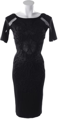 ZUHAIR MURAD Black Synthetic Dresses