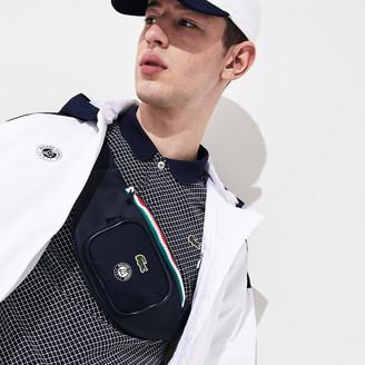 Lacoste Men's Roland Garros Nylon Belt Bag